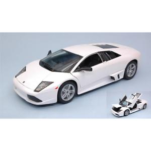 Lp640 Maisto Auto Murcielago White Lamborghini 2007 1 Stradali 18 MpqzVSU