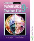 New National Framework Mathematics 9* Teacher Support File by Jocelyn Douglas, Maryanne Tipler (Loose-leaf, 2005)