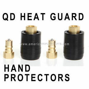 2-Sets-Quick-Disconnect-QD-w-Heat-Burn-Guard-Protection-for-Carpet-Cleaning