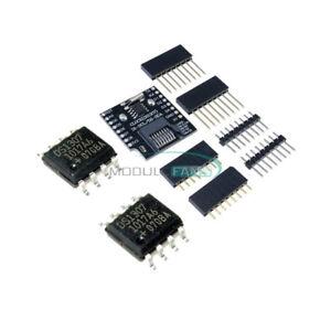 Wemos D1 Micro SD Mini Data Logger Shield+DS1307 SOP8 RTC I2C Clock