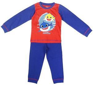 Garcons-Pyjama-bebe-papa-Shark-Pyjama-Singalong-Doo-Doo-18-mois-a-5-ans
