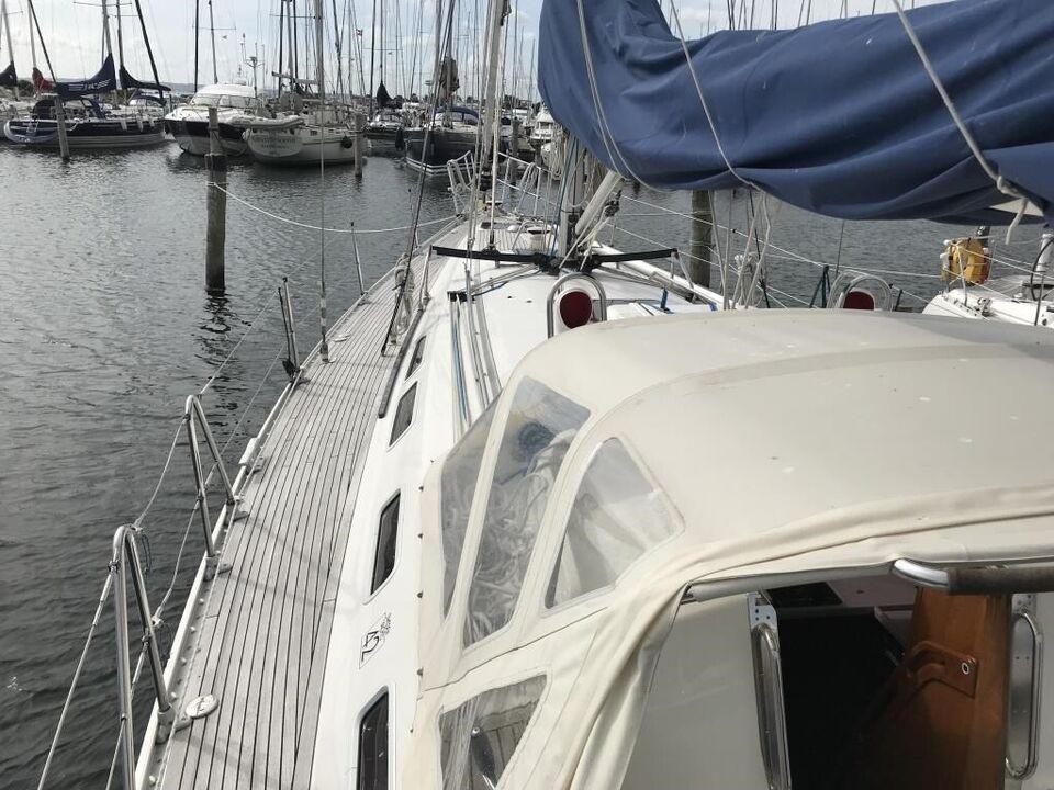 Sweden Yachts 42, årg. 2008, fod 44