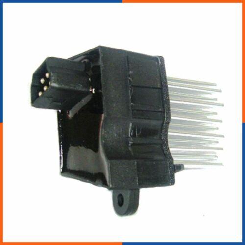 Resistance chauffage ventilation rheostat relais pour BMW 3 64116929540 E36