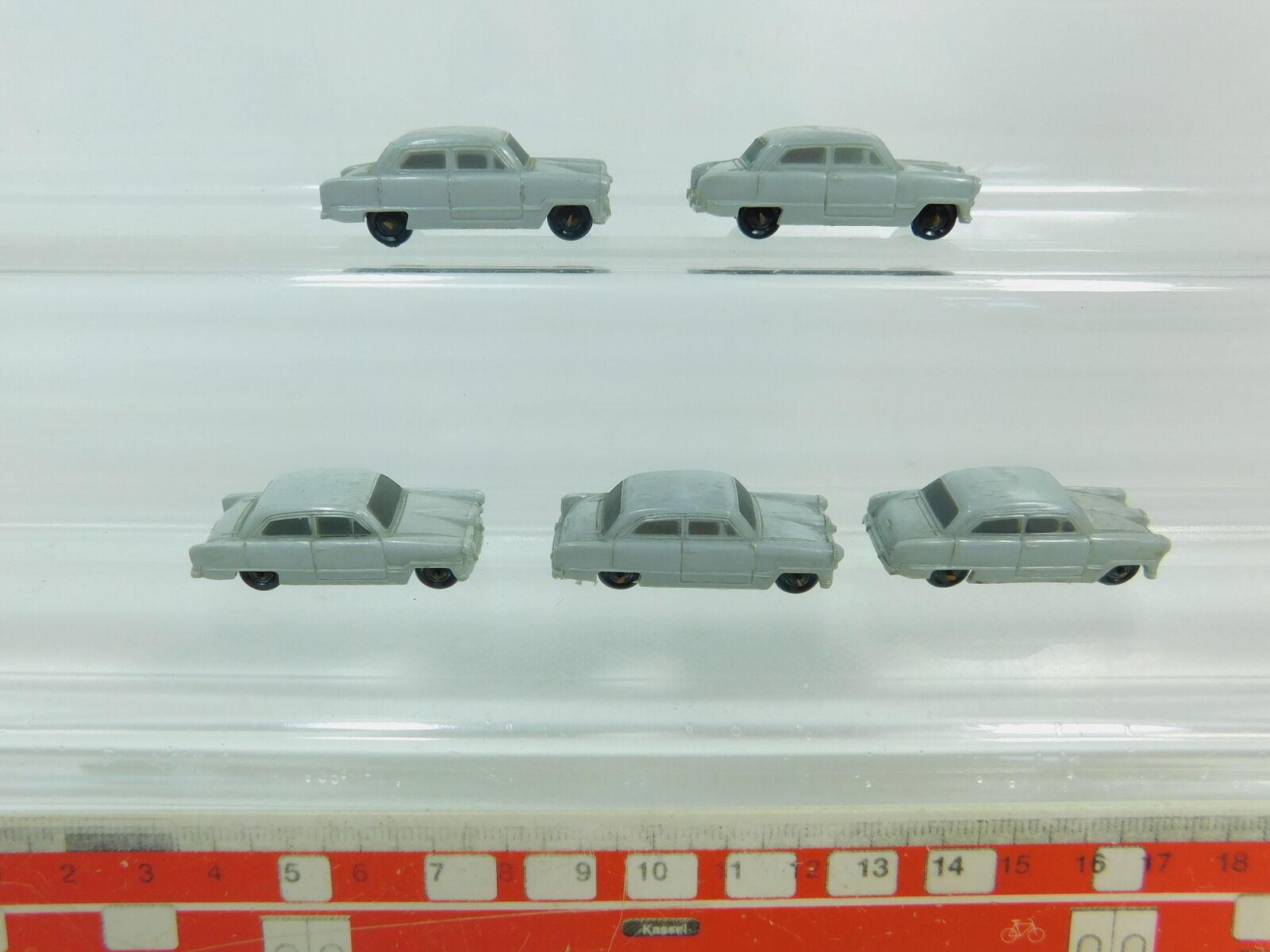 BP688-0,5 x Märklin H0 Auto Ford Taunus 12 M per 4613 Carro Trasporto di