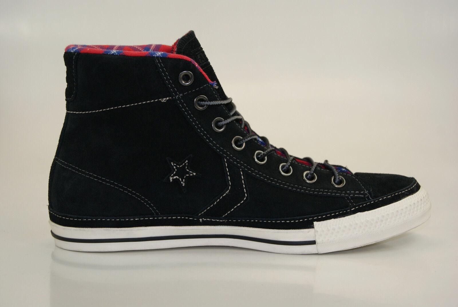 Converse Star Player Mid Boots Chucks Sneakers Herren Damen Schnürschuhe 119066