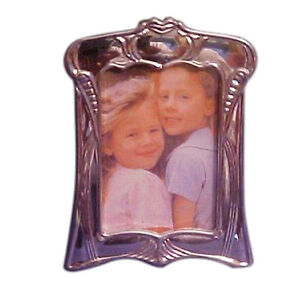 24 Pc Majestic Silver Metal Frame Wedding Favor 2x 3 Ebay
