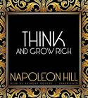 Think and Grow Rich by Napoleon Hill (CD-Audio, 2013)