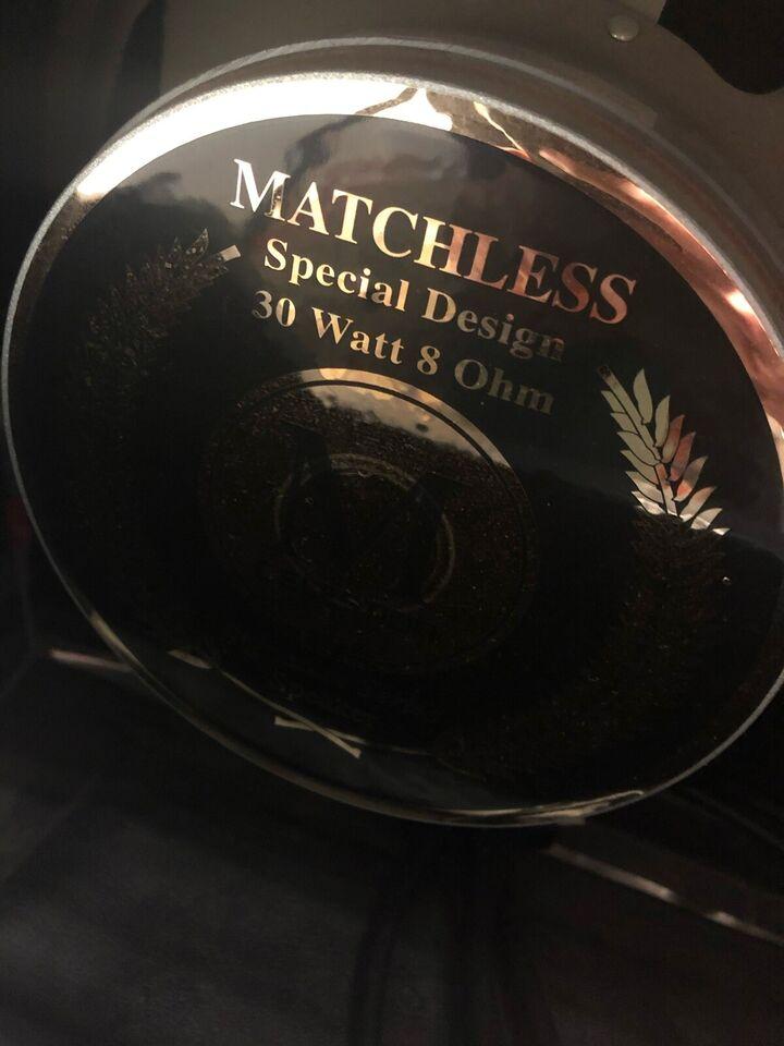 Guitarcombo, Matchless Chieftain 2x12, 40 W
