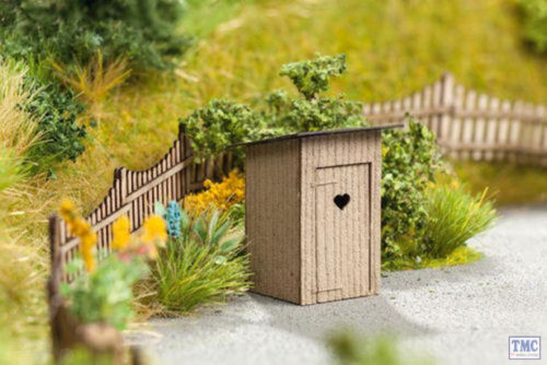N14359 Noch OO Scale Outhouses 2