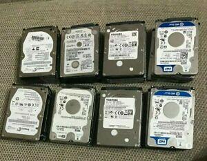 "Laptop SATA 2.5"" Hard Drive HDD 160GB / 320GB Seagate Toshiba Hitachi Western"