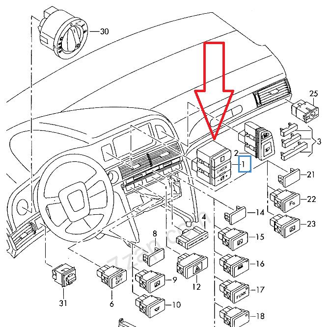 Vauxhall Vivaro Interior Light Wiring Diagram