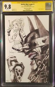 BATMAN-WHO-LAUGHS-1-CGC-SS-9-8-MICO-SUAYAN-SKETCH-VARIANT-HARLEY-QUINN-REMARK