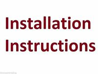 Installation Instructions Pottery Barn Adeline Rectangular Grand Chandelier .pdf