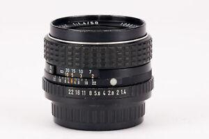 SMC-Asahi-Pentax-1-1-4-1-4-50mm-50-mm-Pentax-PK