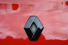 RENAULT CLIO 3 2007 + LUCIDA NERA POSTERIORE BADGE EMBLEMA coprono molti colori