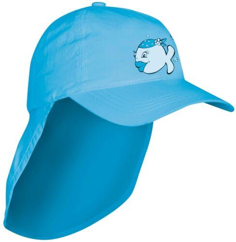 328326 nuevo! IQ cap /& Neck candyfish Kids con 200+ protección UV