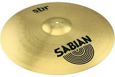 """Sabian Brass SBR 18"""" Crash Ride Cymbal (Model # SBR1811)"""