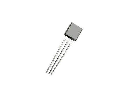 BC547A Transistor npn 45V 100mA 500mW TO92 von CDIL