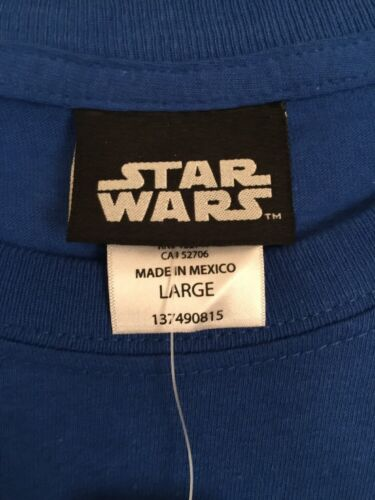 """BRAND NEW Mens Graphic T-Shirts Star Wars /""""The Force Awakens/""""  Heroes"""