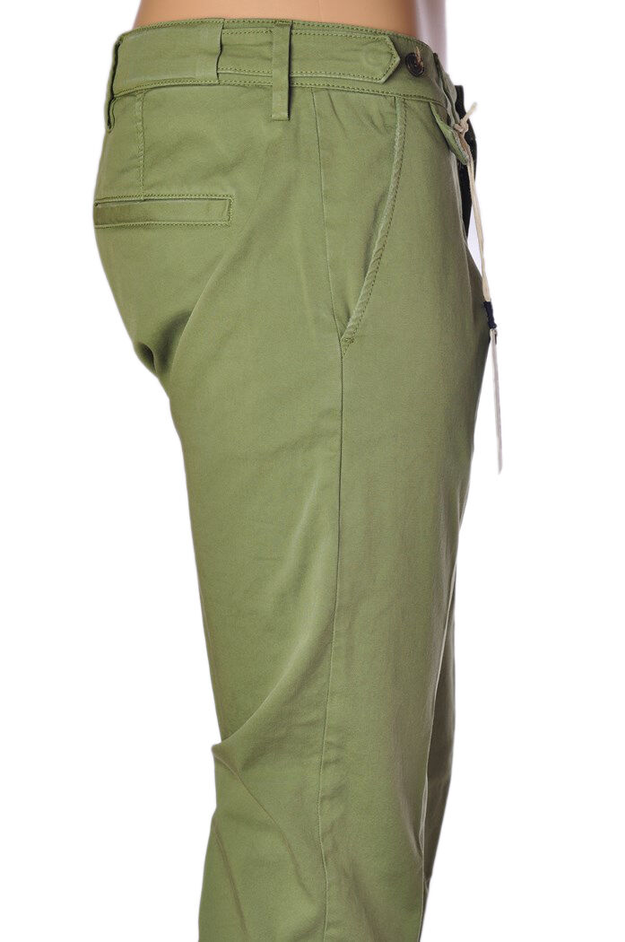 Truenyc - Pants-Pants - man - Green - 304727M180553