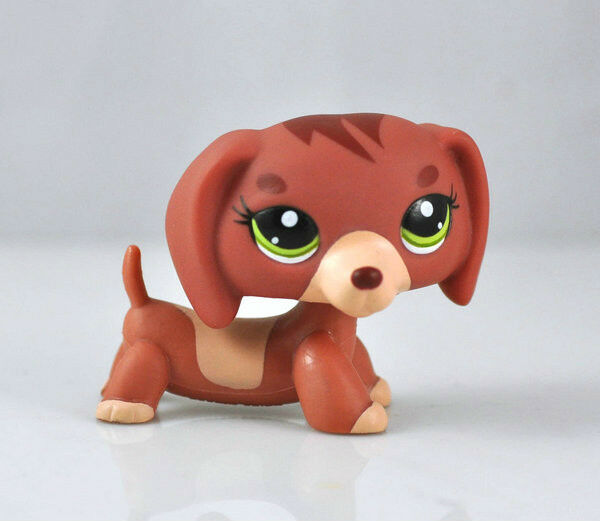 Littlest Pet Shop Dog Collection Child Girl Boy Figure Toy Loose Cute LPS833