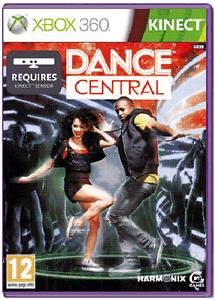 Xbox-360-Kinect-Dance-Central-Original-Version-Neu-amp-Versiegelt-Offiziell-UK-Lager