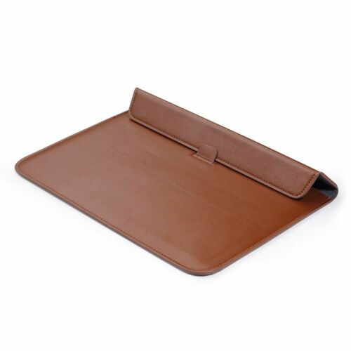 Leather Sleeve Protector Bag Case For Apple Macbook Air Pro Retina 11 12 13 15