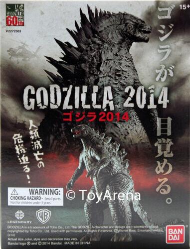 Bandai SHOKUGAN Godzilla 2014 Collection Jouet