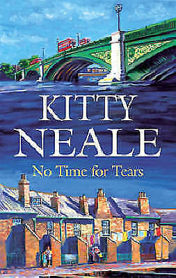 No Time for Tears-ExLibrary