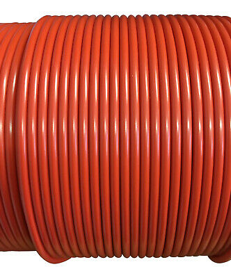 1mm Red Tri rated automotive marine cable 12v DC 16amp 1-100m wiring loom