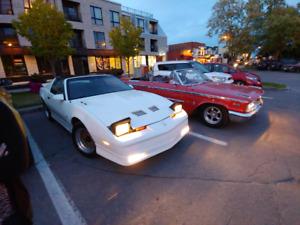 Pontiac trans am GTA 87 5.7