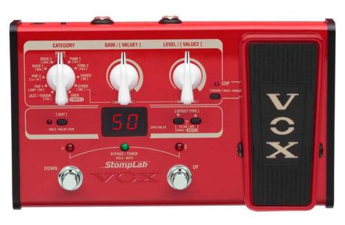 VOX StompLab IIB Bass