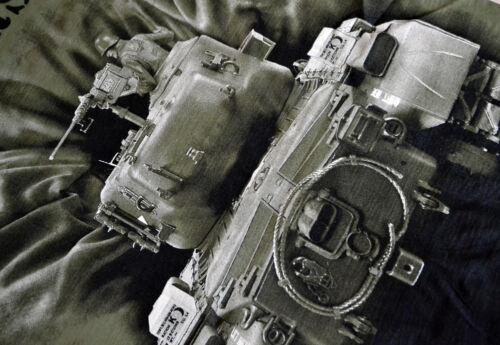 T-Shirt M26 PERSHING Military US ARMY USA World War II Historical Tank Machines