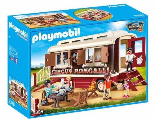Playmobil Roncalli Café des Artistes 9398  Neu & OVP Roncalli Zirkus  Circus