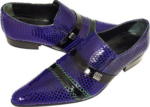 Chelsy Grün 43 Netzmuster Italienischer 100 Blau Slipper Designer Schwarz 1fwv1xqd