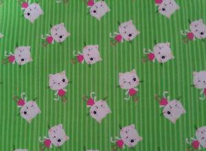 Stoff-Katzen-Little-Darling-100-Baumwolle-Breite-145-cm