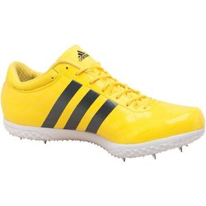 reputable site 1e610 5a814 Image is loading adidas-Adizero-High-Jump-Flow-Stability-Field-Event-