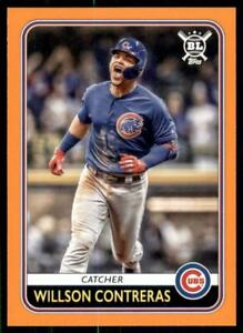 2020-Big-League-Base-Orange-9-Willson-Contreras-Chicago-Cubs