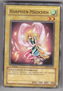 Yu-Gi-Oh 3x Harpyien-Schwestern SD8 -