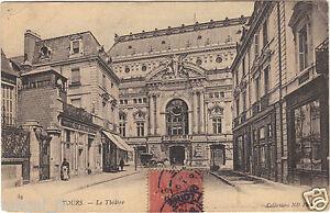 37-cpa-TOURS-Le-theatre-i-4444