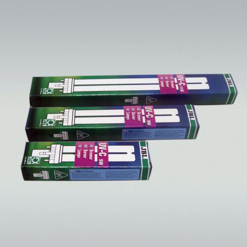 JBL UV-C Brenner Hochwertige UVC-Ersatzlampen verschiedene Wattleistungen
