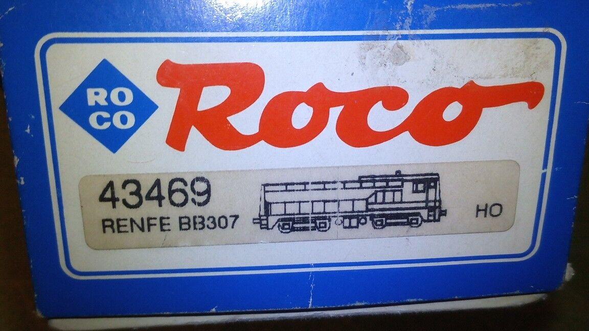 Roco renfe bb307 la Valenciana roco 43469 pequeño arreglo barandilla