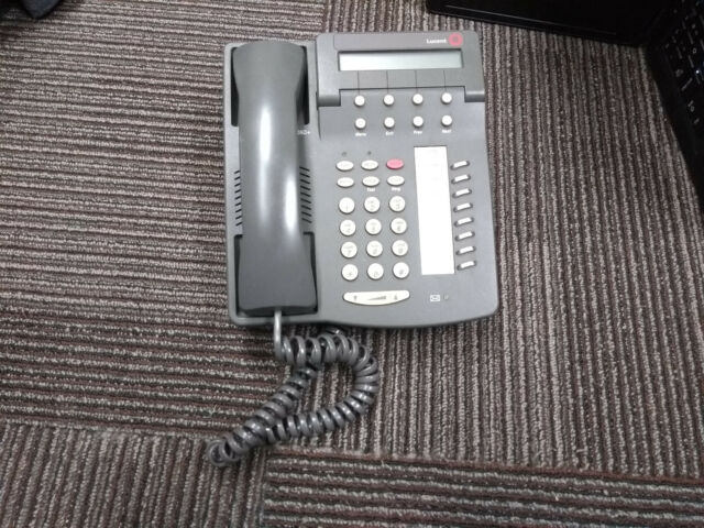 Lucent 6408D Business Grade 8 Line Office Ethernet IP Phone
