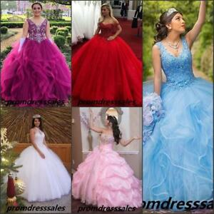 Christmas Evening Dresses.Details About Newest Formal Prom Pageant Ball Gown Quinceanera Christmas Party Evening Dress