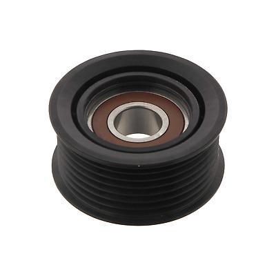 Aux Belt Idler Pulley fits SUZUKI GRAND VITARA JB420 2.0 05 to 15 J20A Guide INA