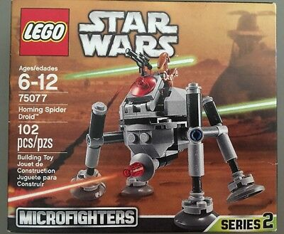 Lego STAR WARS #7958 Advent Calendar ~HOMING SPIDER DROID~ Minifigure Only