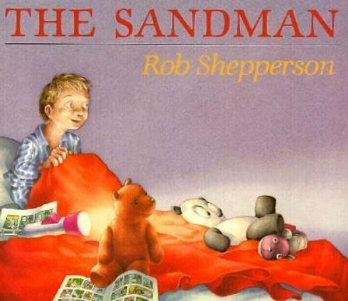 The Sandman by Rob Shepperson
