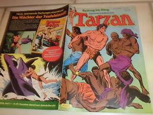 TARZAN  , Heft 13 / 1982  , ehapa , Abenteuer Comic
