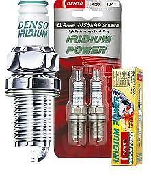 1x IU22 DENSO IRIDIUM Performance Power Spark Plugs NUOVO