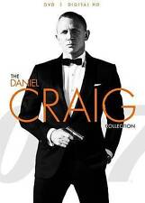 007: The Daniel Craig Collection (DVD, 2015)